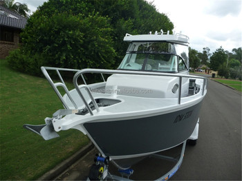 Fishing Boats For Sale >> 21ft 6 25m Nz Design Yacht Aluminum Fishing Boat For Sale Malaysia