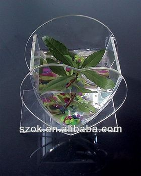 Acrylic Coffee Table Mini Fish Tank Wholesale Plastic Decorative Fish Bowl Buy Wholesale