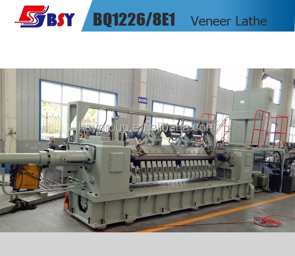 BQ1226/8E1 Plywood Making Machine