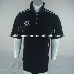 Top quality 100% cotton customized Men's polo shirts