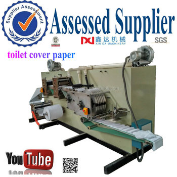 1652db87d Automatic Public Paper Toilet Seat Cover Folding Machine Sale - Buy ...