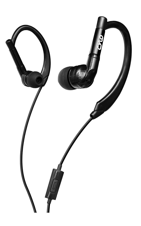 7775b674813 Get Quotations · CYLO Sport Edge Wired In-Ear, Earphones Over Ear  Earbuds//Headphones,