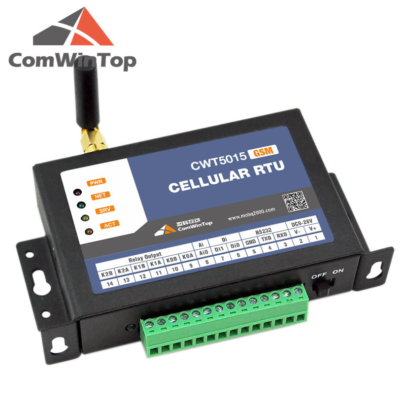 Wide Power Voltage Three Big Power Relay Control Provided Gsm-tog Free Shipping Gsm Remote Controller And Three Alarm Input Port