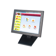 New desktop touch monitor 17 inch 5-wire touch screen LCD monitor