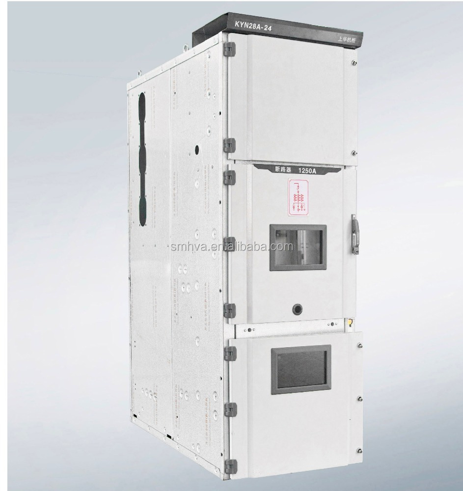 KYN28-24 switchgear switch cabinet switchgear power cubicles distribution switchboard