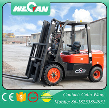 3Ton Diesel Forklift with Good Performance and Better Price forklift truck