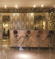 rainforest brown marble price 36x36 polished marble tiles