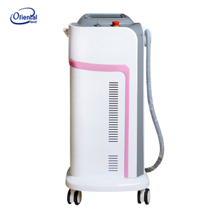 skin care airless pump bottle diode laser 808nm hair removal machine
