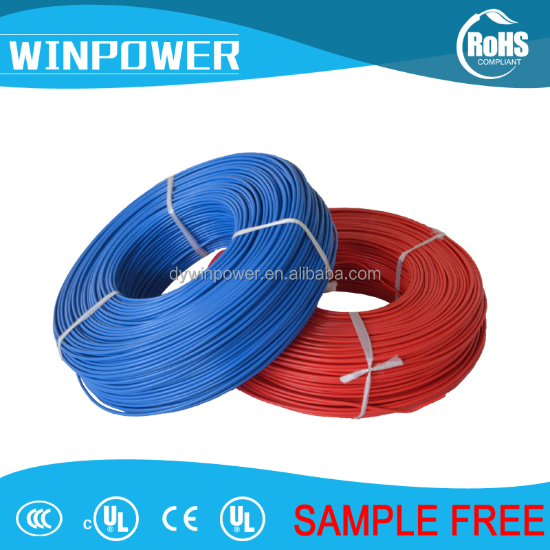 PVC insulated 12 awg tinned copper wire wholesale products