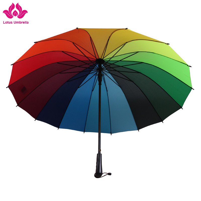 Wholesale cheap promotional straight umbrella
