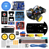 Smart Robot Car 2WD Chassis Kit for Arduinos DIY Kit