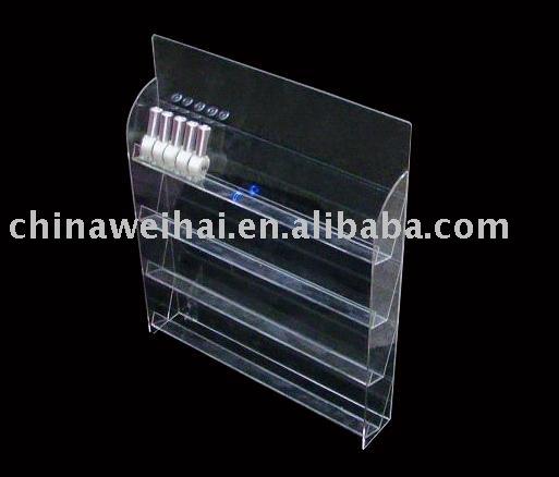 Nail Polish Display Case With Lock, Nail Polish Display Case With ...
