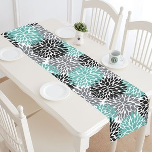 wholesale Special offer table runner for rectangle tables Home Decoration custom print table runner
