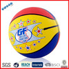 Colorful basketball ball size for kids on sale