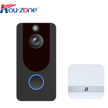 Draadloze video <span class=keywords><strong>intercom</strong></span> <span class=keywords><strong>systeem</strong></span> deurbel camera deurvergrendeling home video telefoon met waterdichte deurbel ring wifi camera