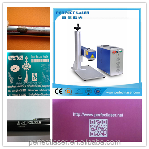 All in one multifunction fiber laser marking equipment with CE