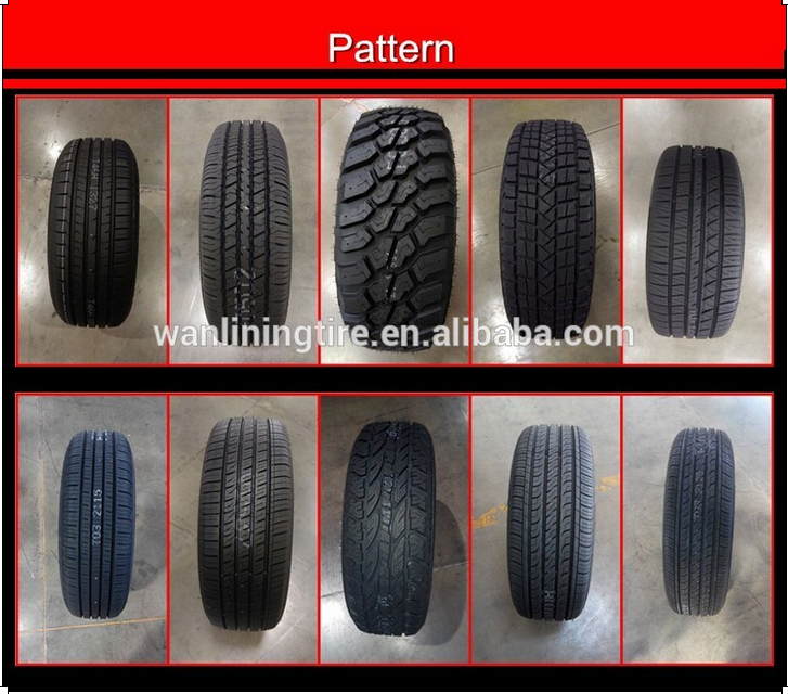 2017 new products chinacheap car tyres used for high performance car 225/45R17 275/45R20