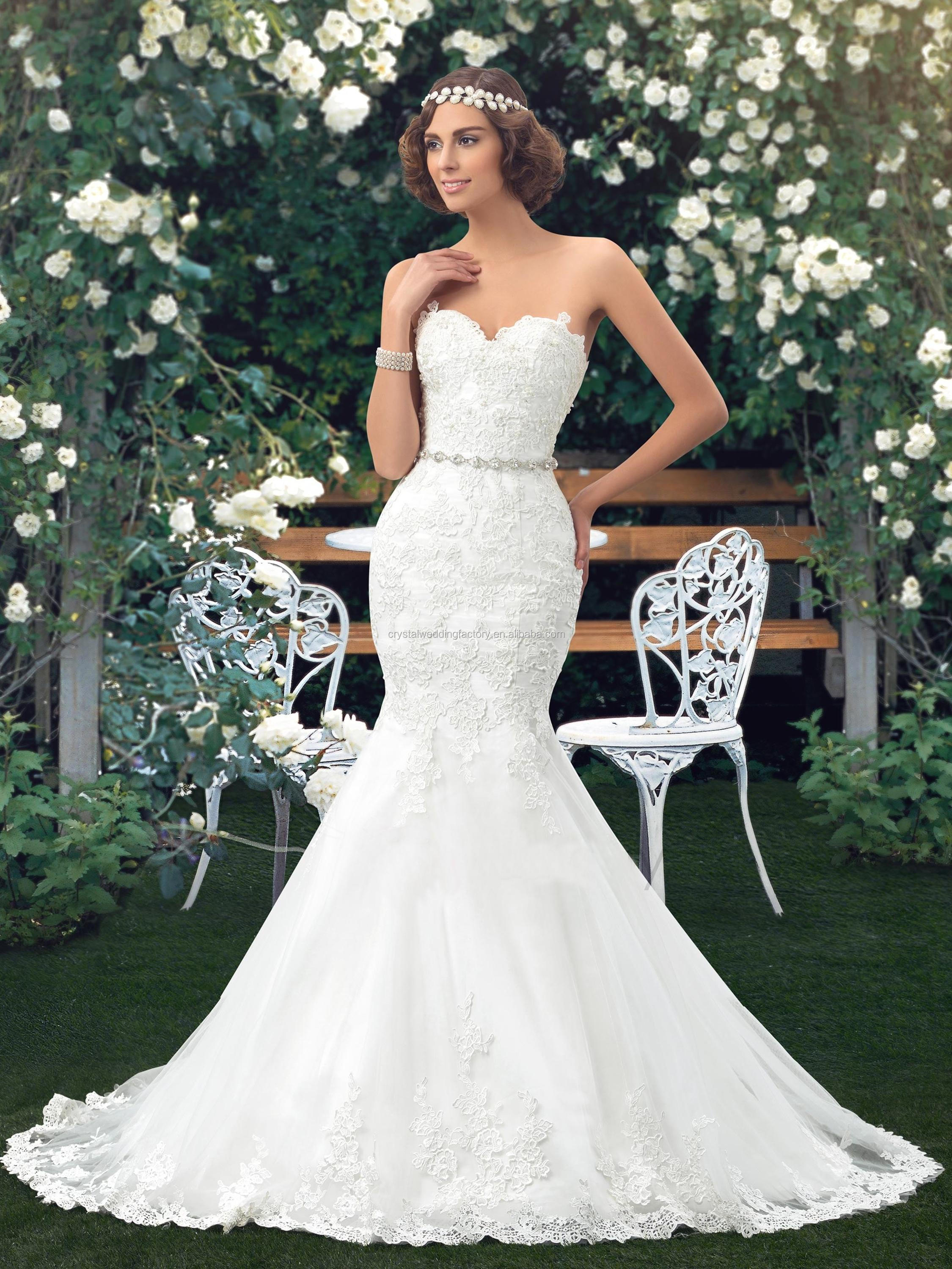 Princess Mermaid Wedding Dresses