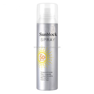 Sunscreen Spray Wet Skin Sunscreen SPF50 Sunblock Sun Protection spray