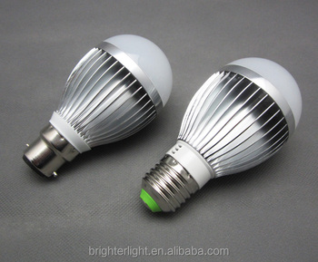 B22 DC12V LED Bulb 3W Solar light bulb 3W lamp