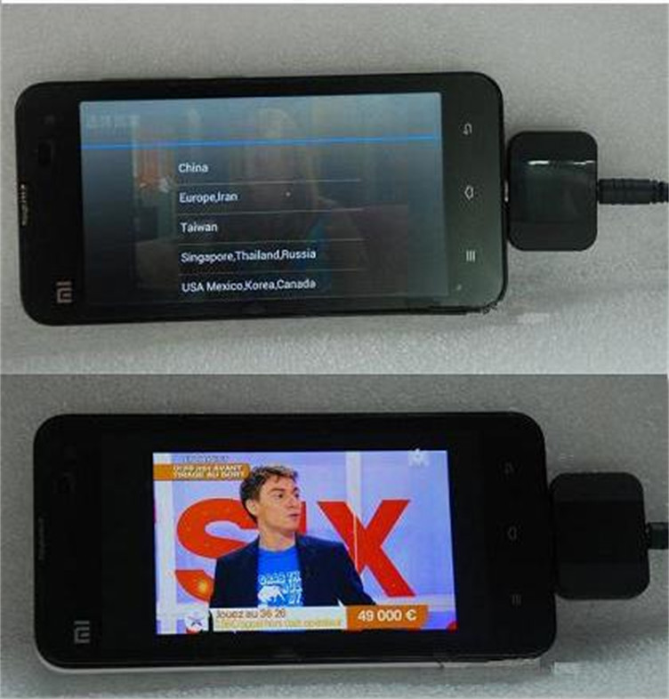 USB Tv Stick Dvb-t2 /T/c Dvb-t Dvb-t2 + Fm + DAB Receiver Adapter