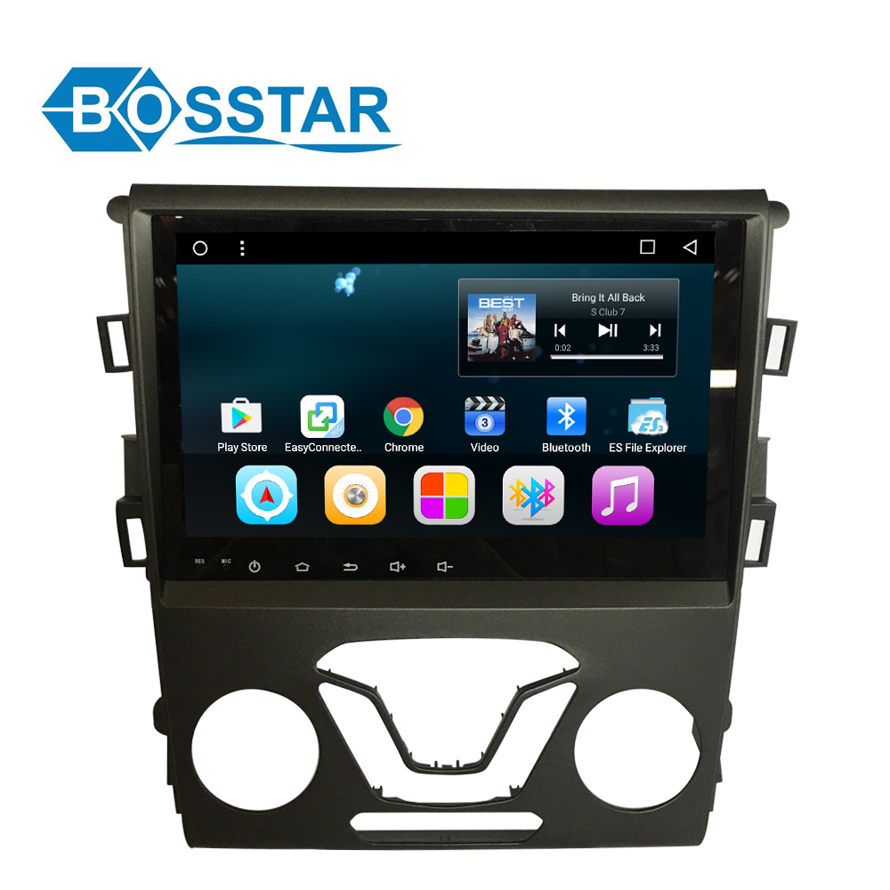 android car radio MONDEO 2015 2016 car dvd stereo screen quad core 16GB 32GB