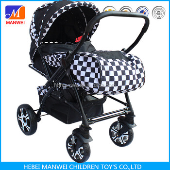 Adult baby stroller accept. opinion