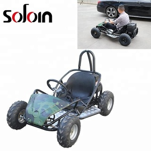 4 wheel 48V 1000W fast off road electric go kart