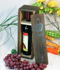 Fancy Unique Single Bottle Wine Box Hot New Products For 2017