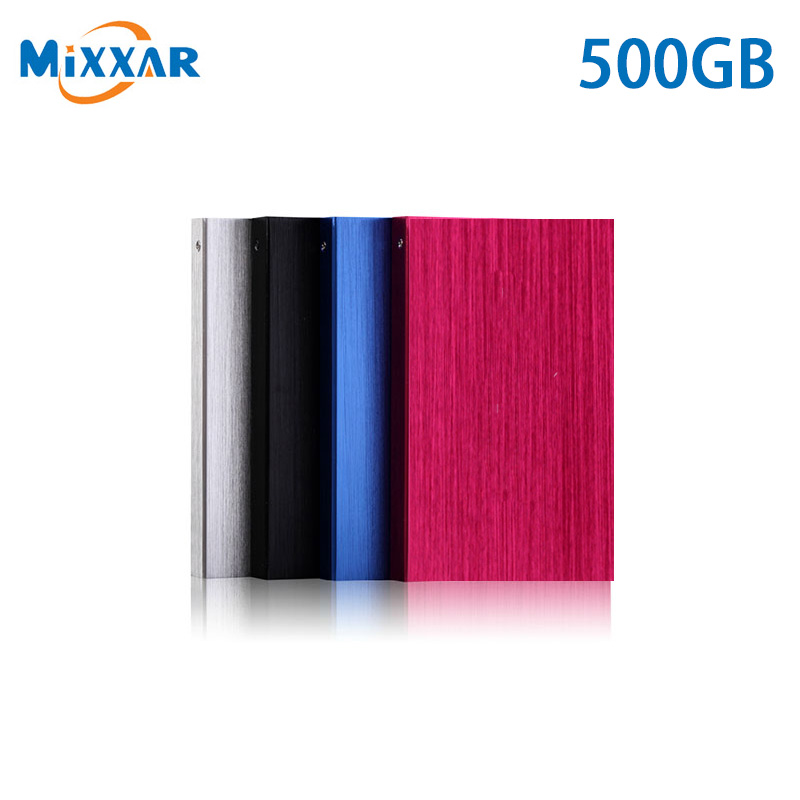 zk20 500gb External Hard Drives for Desktop and Laptop hard disk 2 5 cache 8M high