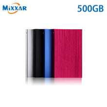 zk20 500gb External Hard Drives for Desktop and Laptop hard disk 2.5″ cache 8M high speed 100% real NEW portable hdd
