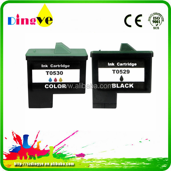 compatible ink cartridges for dell T0530 environmental friendly ink cartridge