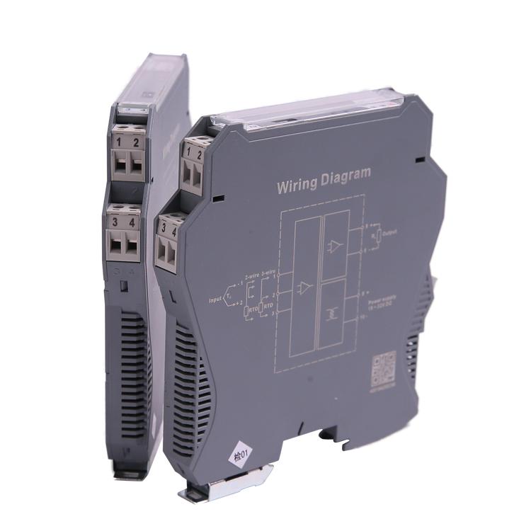 4-20ma output loop signal isolator analog splitter 5v