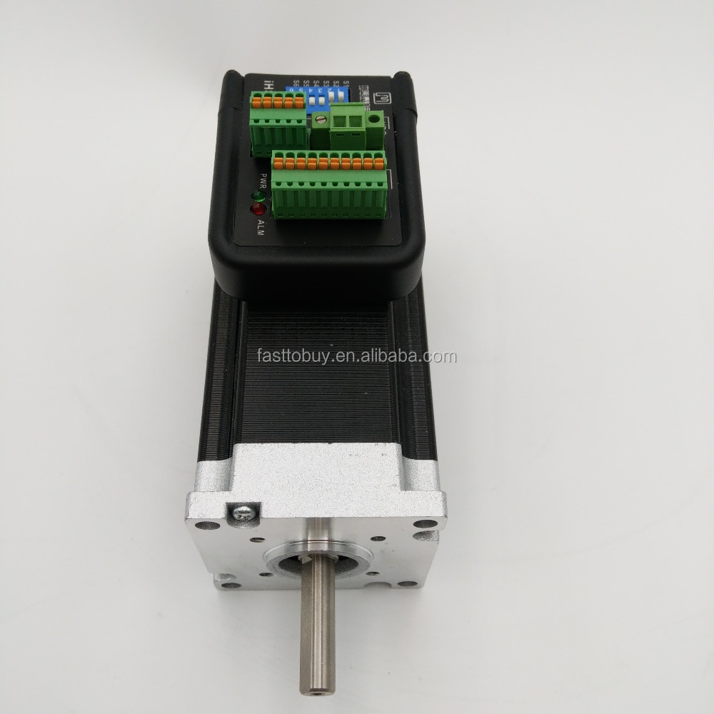 NEMA23 Integrate Servo Motor Drive Controller  Encoder 100W Pulse Direction 36V