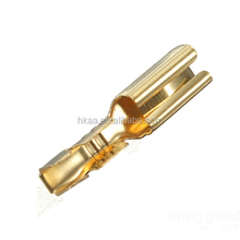 Wholesale 2 Way Car Connectors Motorcycle Brass Female Spade Terminals