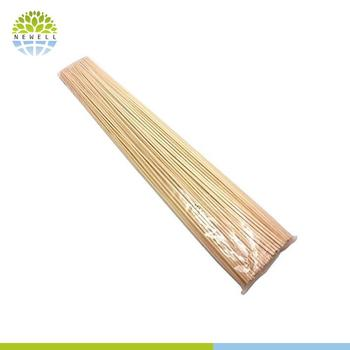 Disposable no coated marshmallow skewers with good after-sales