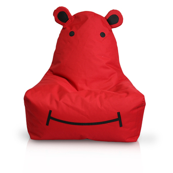Cute Animal Beanbag Chair Kids Salon Gaming
