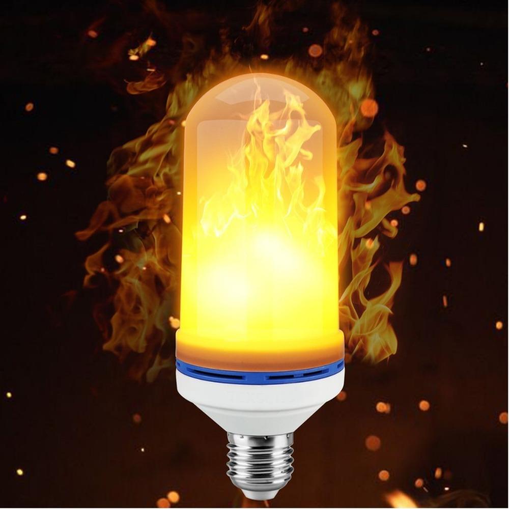 Лампа LED с эффектом пламени в Междуреченске