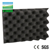 wedge foam type Acoustic Foam Kit for car sound proof