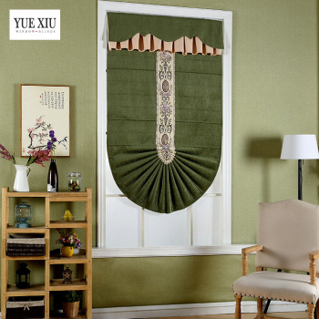 China Manufacturer Modern plantation sheer Roman shades