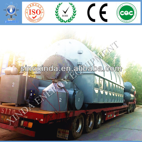 XINDA Used Recycling Plant for Old Tires - High quality Rubber Crumb