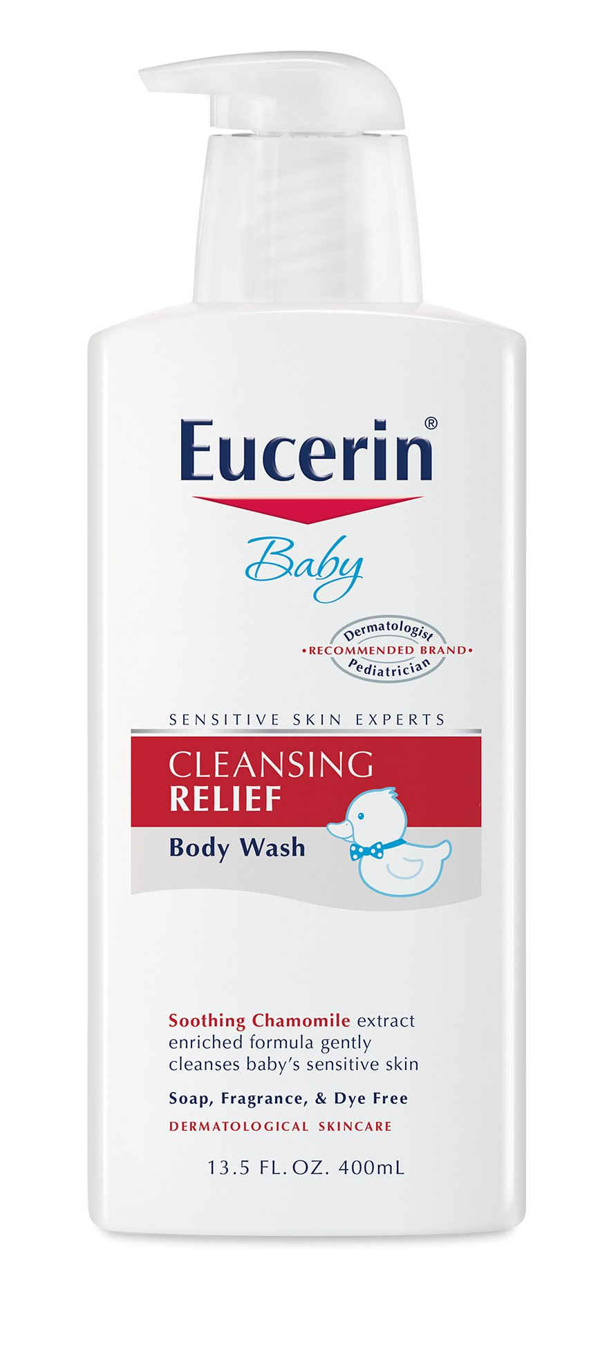 Cheap Cleansing Eucerin Find Deals On Line At Mild Milk Get Quotations Baby Relief Body Wash 135 Ounce