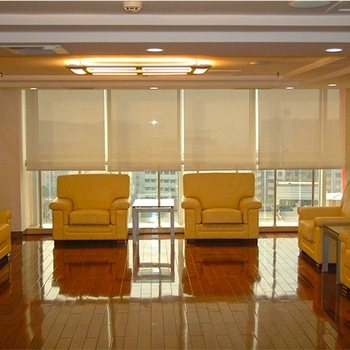Office Building Shading Fabric Window Blinds For House