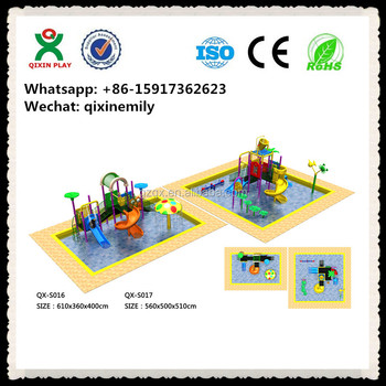 Indoor Water Park Hotel Cool Water Parks Waterpark Games Qx S017