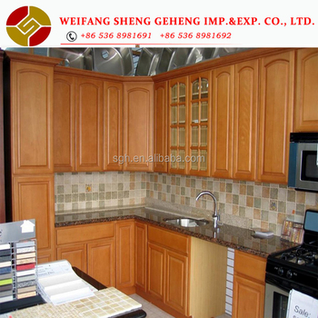 American Style Ash Pvc Kitchen Cabinet Door From Chinese Factory Direct -  Buy Kitchen Cabinet Simple Designs,Cherry Wood Kitchen Cabinets,Solid Wood  ...