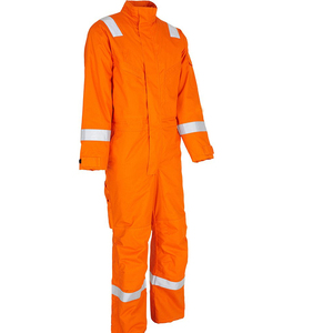 clothing/flame retardant coverall
