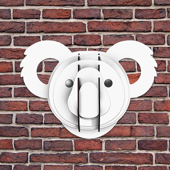 Wall Mounted Head Fake Bear Mount High Quality Product On Alibaba
