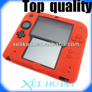 new concept 55593 e2b55 For 2ds Silicone Case For Nintendo 2ds Silicone Protector Cover - Buy For  2ds Silicone Case,For 2ds Silicone Case,For 2ds Silicone Case Product on ...