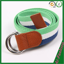 manufacturer Design canvas belt roll with high quality