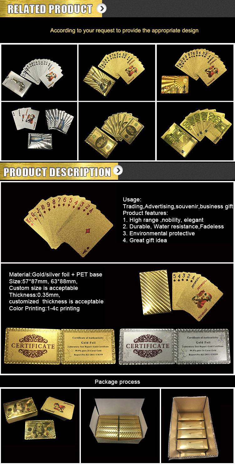 24k gold pokemon Yugioh cards made by gold foil